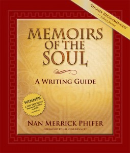 Cover of the book 'Memoirs of the Soul' by Nan Phifer